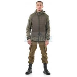 Куртка Novatex 7.62 Бастион (софт-шелл, олива)