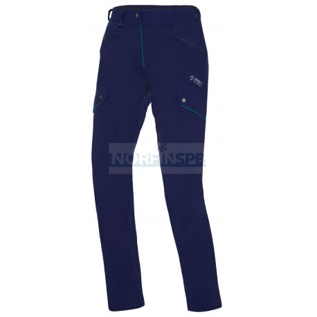 Штаны Direct Alpine TRAVEL LADY 1.0 indigo/menthol