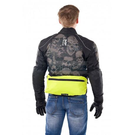 Куртка-дождевик Dragonfly EVO YELLOW (мембрана)