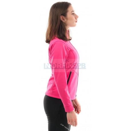 Куртка Dragonfly Explorer Pink женская, Softshell