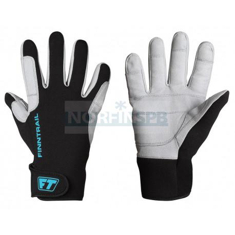 Перчатки Finntrail ENDURO 2200 Blue
