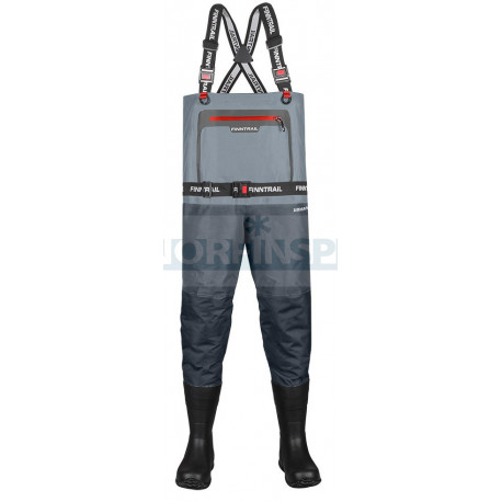 Вейдерсы Finntrail Airman Kids 5218 Grey