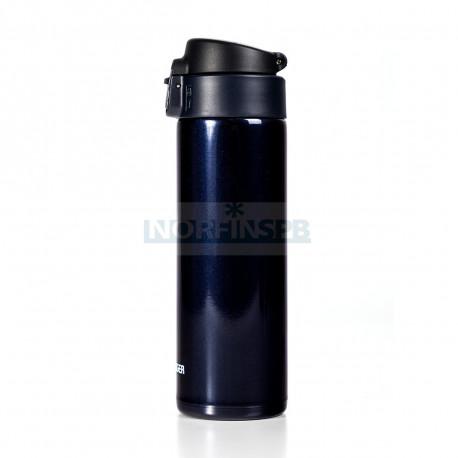 Термокружка Tiger MMJ-A048 Blue Black 0,48 л (цвет иссиня-черный)