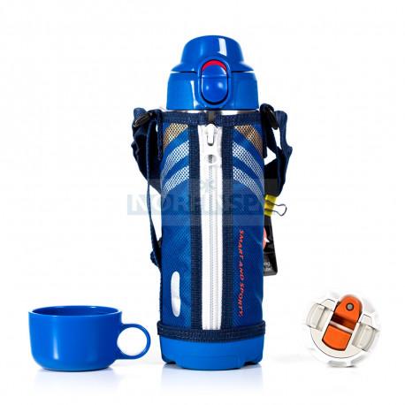 Термос спортивный Tiger MBO-E050 Blue, 0.5 л