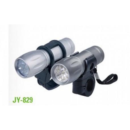 Передний велосипедный фонарь Jing Yi