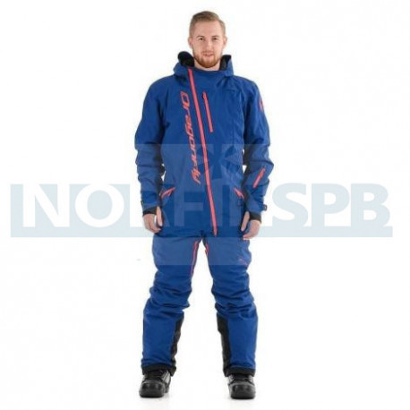 Комбинезон Dragonfly SKI Basic MAN BLUE 2020