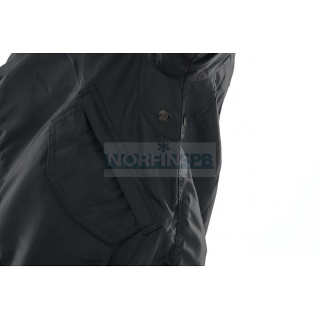 Бомбер Novatex (оксфорд, черный) 7.62