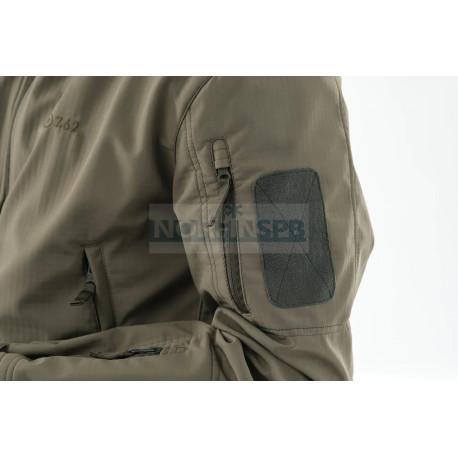 Куртка Novatex Джетта (софт-шелл, олива) 7.62
