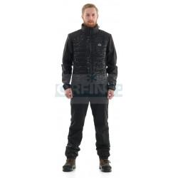Куртка Novatex PAYER Скандинавия (таслан, черный кмф)