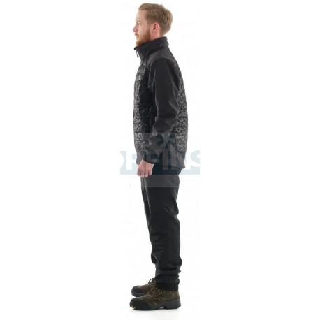 Куртка Novatex Скандинавия (таслан, черный кмф)
