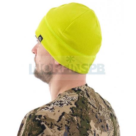 Шапка Novatex флисовая Пайер (лимонный)