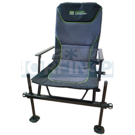 Кресло фидерное Feeder Concept COMFORT, диаметр ноги 25ММ