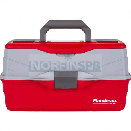 Ящик рыболовный Flambeau 6383TB Upgraded Classic Tray Series