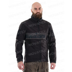 Куртка Novatex 7.62 Джетта (софт-шелл, черный)