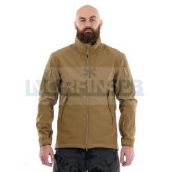 Куртка Novatex 7.62 Джетта (софт-шелл, кайот)