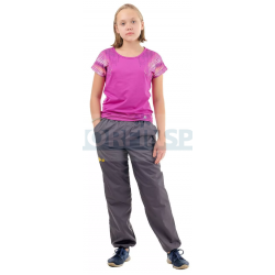 Детские брюки Novatex Travel, серый