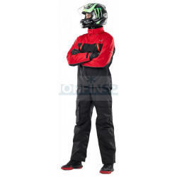 Мембранная куртка Dragonfly QUAD BLACK-RED