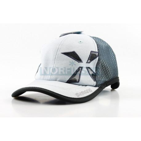 Кепка Shimano XEFO WIND-FIT Work Cap Небесно голубая