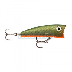 Воблер RAPALA Ultra Light Pop 04 /GAU