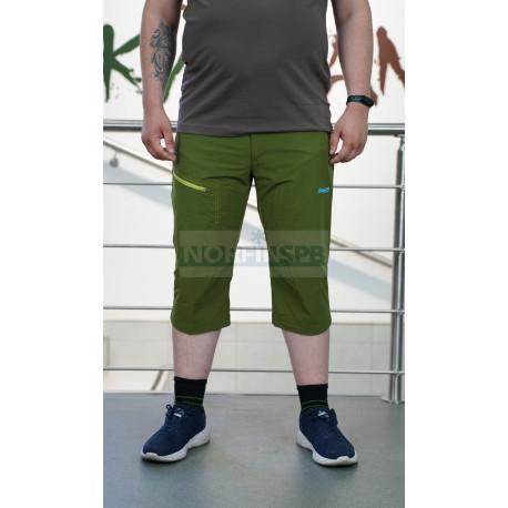 Бриджи Bergans Moa Pirate Pnt (Green Tea/Lime)
