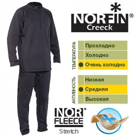 Термобельё Norfin Creek