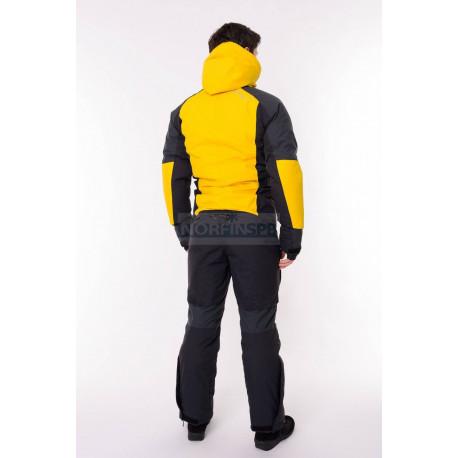Комбинезон EXTRIME PRO -45 ( Таслан, Чёрно-жёлтый) TRITON
