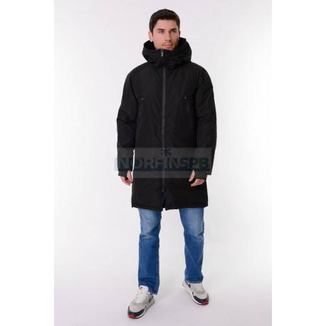 Куртка-парка RU03 (BLACK) TRITON