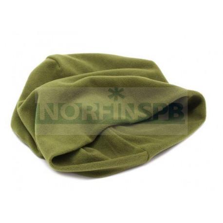 Шапка FLEECE (Флис 130гр, Тёмно-зеленый) TRITON (59)