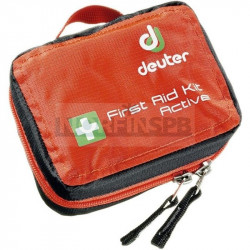 Аптечка Deuter 2020-21 First Aid Kit Active - empty Papaya