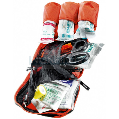 Аптечка Deuter 2020-21 First Aid Kit - empty Papaya