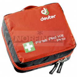 Аптечка Deuter 2020-21 First Aid Kit Pro - empty Papaya