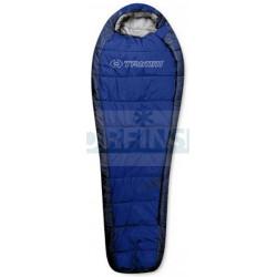 Спальный мешок Trimm HIGHLANDER, синий, 195 L