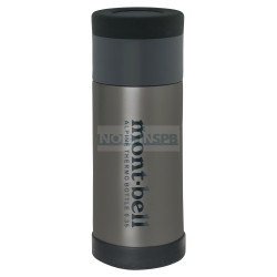 MontBell термос ALPINE THERMO BOTTLE 0.35L (gunmetal)