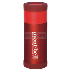 MontBell термос ALPINE THERMO BOTTLE 0.35L (red)