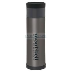 MontBell термос ALPINE THERMO BOTTLE 0.5L (265 гр., gunmetal)