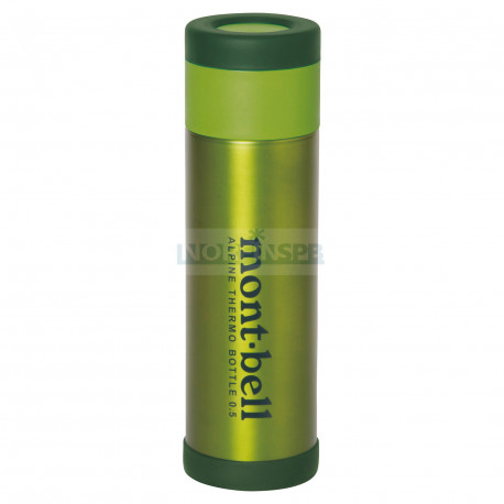 MontBell термос ALPINE THERMO BOTTLE 0.5L (265 гр., meadow green)