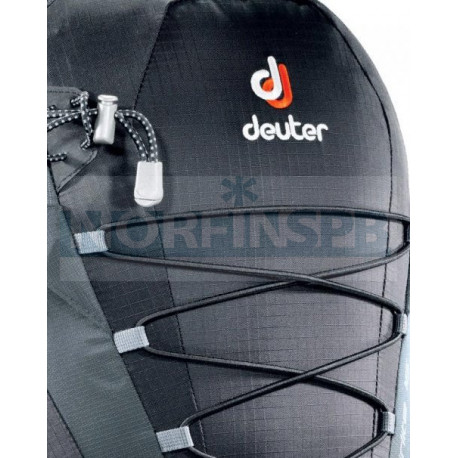 Рюкзак Deuter Airlite 16 Black/Granite (б/р)