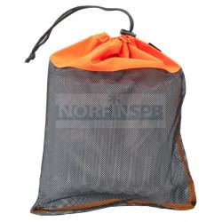Мешок из сетки (сетка, оражевый)