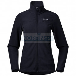 Флисовая куртка BERGANS Finnsnes Fleece W Jacket, Dark Navy