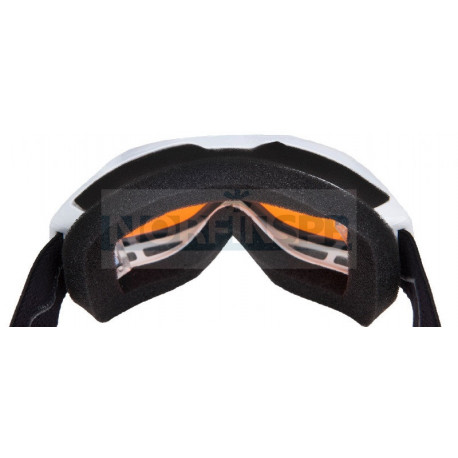 Детская зимняя маска Ariete 4 KIDS, 2-5 лет, розовая/оранжевое стекло