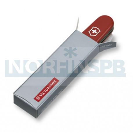 Нож Victorinox Deluxe Tinker, 91 мм, 17 функций, красный