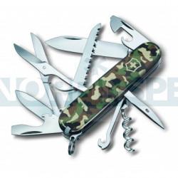 Нож Victorinox Huntsman, 91мм, 15 функций, камуфляж