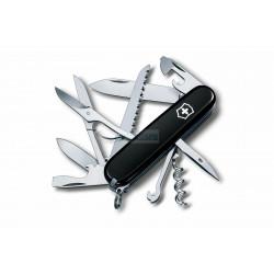 Нож Victorinox Huntsman, 91мм, 15 функций, черный