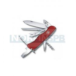 Нож Victorinox Deluxe Outrider, 111 мм, 14 функций, красный