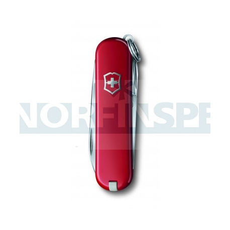 Нож Victorinox Classic, 58 мм, 7 функций, красный