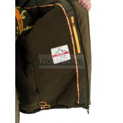 Куртка Novatex Магнум -15 (исландия, хаки) PRIDE