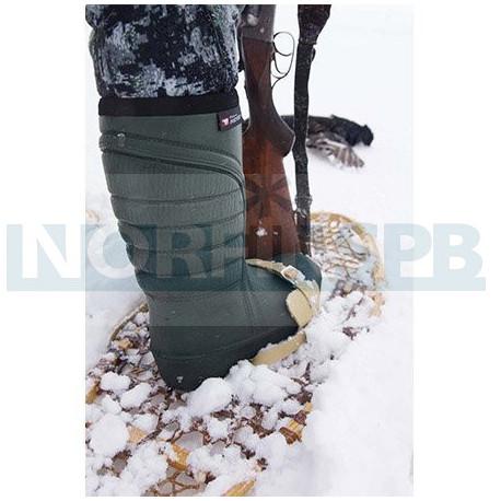 Сапоги Polyver Winter зеленые