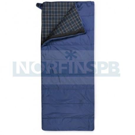 Спальный мешок Trimm TRAMP, синий, 195 R