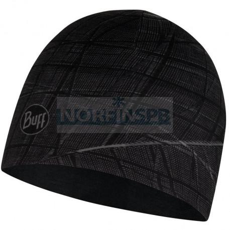 Шапка Buff Microfiber Reversible Hat Embers Black