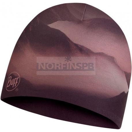 Шапка Buff Microfiber Reversible Hat Serra Mauve